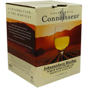 California Connoisseur (6 Bottle) Johannisberg Riesling