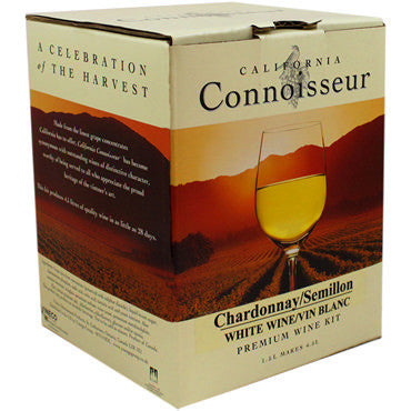California Connoisseur (6 Bottle) Chardonnay Semillon