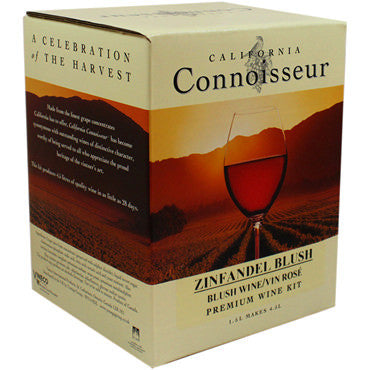California Connoisseur (6 Bottle) Zinfandel Blush