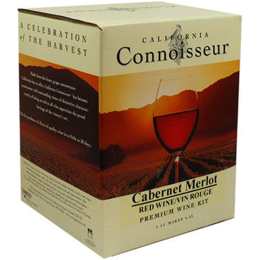 California Connoisseur (6 Bottle) Cabernet Merlot