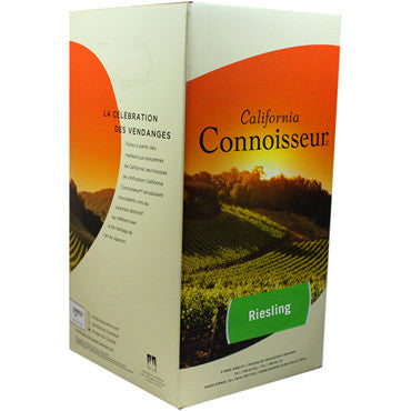 California Connoisseur (30 Bottle) California Riesling