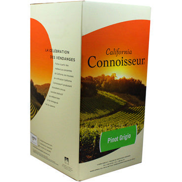California Connoisseur (30 Bottle) Pinot Grigio