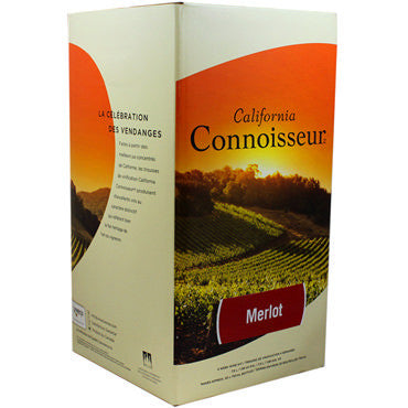 California Connoisseur (30 Bottle) Merlot