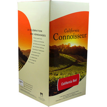 California Connoisseur (30 Bottle) California Red
