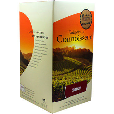 California Connoisseur (30 Bottle) Shiraz