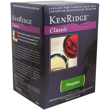 Kenridge Classic 30 bottle (10 L Concentrate) Piesporter