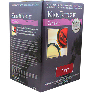 Kenridge Classic 30 bottle (10 L Concentrate) Trilogy