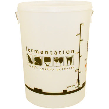 25 L (5 gallon) Fermentation bucket