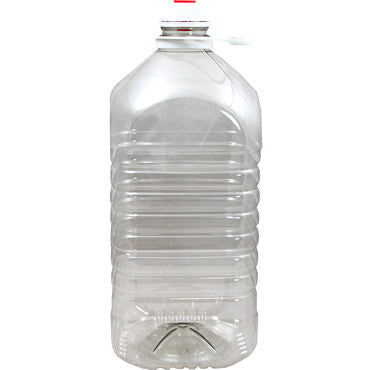 5 L PET demijohn