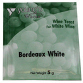 Young's Wine Yeast - bordeaux white