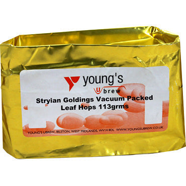 Styrian Leaf Hops (Vacuum Packed) 113g