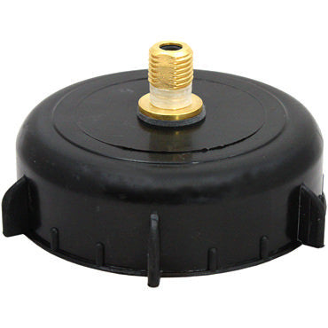 "King Keg 4"" S30 Valve Cap with O-ring"