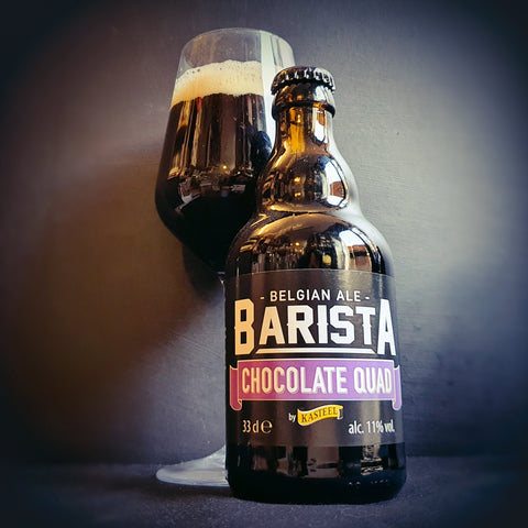 Barista chocolate Quad | 11% | 330ml Bottle