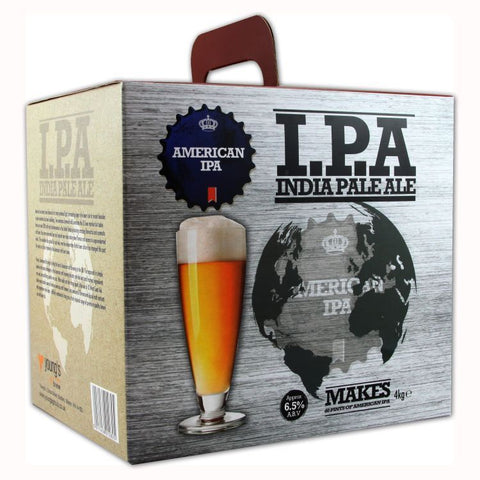 American IPA Beer Kit 'I.P.A' | 40 pint | 6.5%