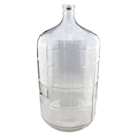 5 Gall Glass Carboy