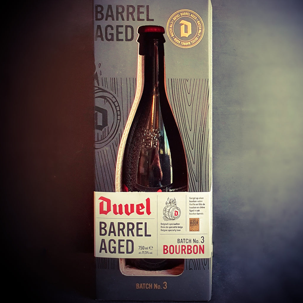 Duvel - Barrel Aged (Bourbon #3) | 11.5% | 750ml Bottle (Boxed)