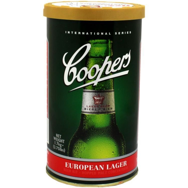 Coopers European Lager 1.7kg