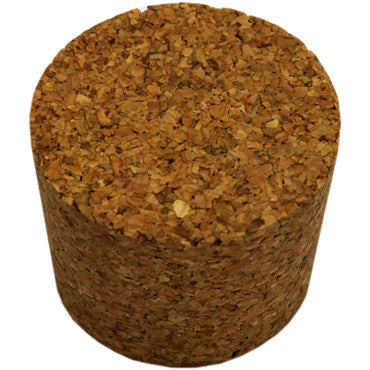 Number 2 Cork Bung: 1.375 x 1.500