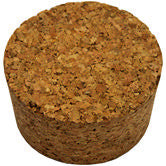 Number 8 Cork Bung: 2.259 x 2.500