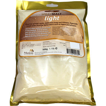 Muntons Spraymalt 500 g - Light