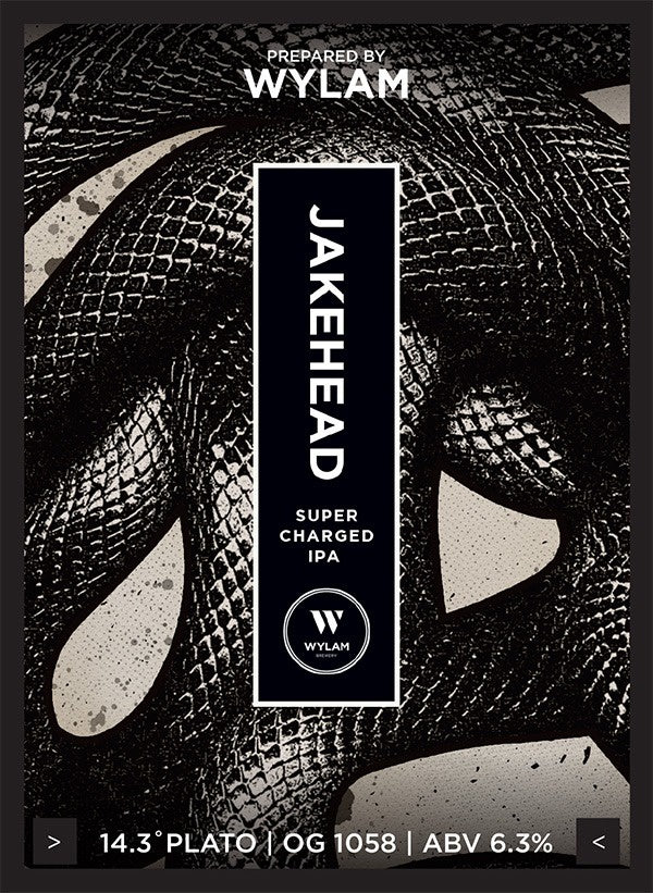 Jakehead | 6.3% | 440ml Can