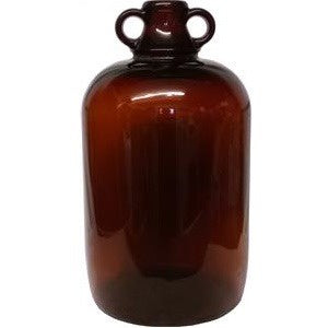 Brown Demijohn (glass) | 1 Gallon / 4.5 Litres