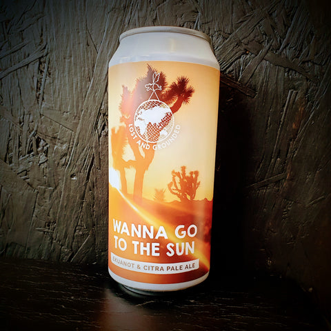 Wanna Go To The Sun | 4.6%