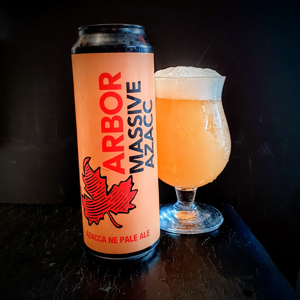 Massive Azacc | 5.4% | 568ml