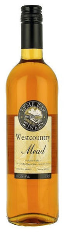 Westcountry Mead 75cl (Lyme Bay Winery) 14.5%