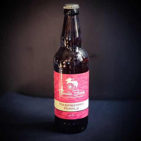 Raspberry Ripple | 0.8% | 330ml Bottle