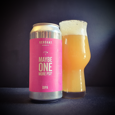 Maybe One More PSI? | 8% | 440ml Can