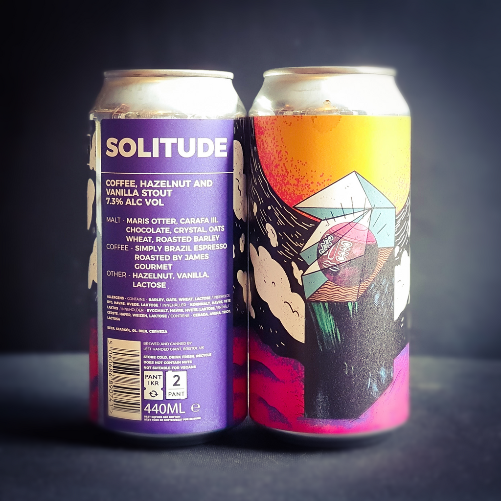 Solitude | 7.3 | 440ml Can