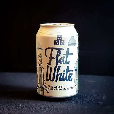 Flat White | 7.4% | 330ml Can