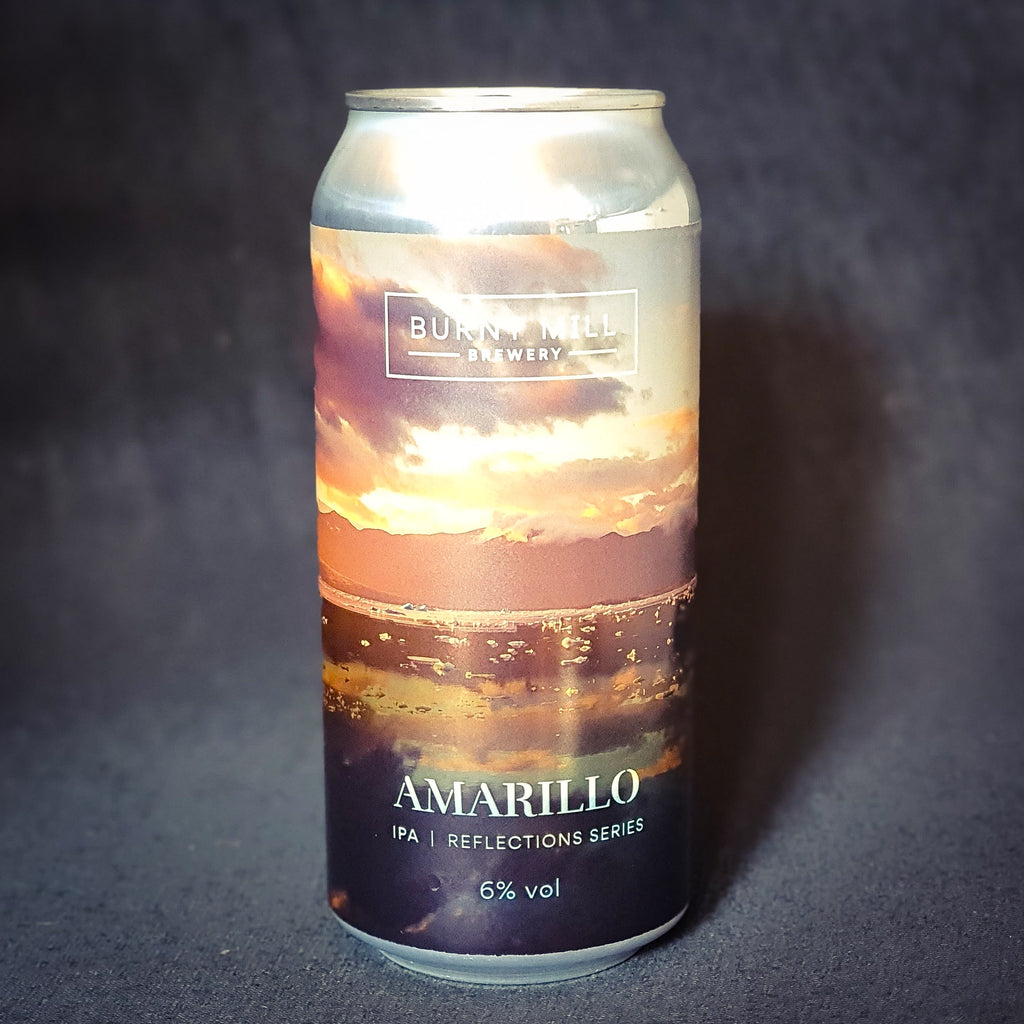 Amarillo IPA | 5.4% | 440ml Can