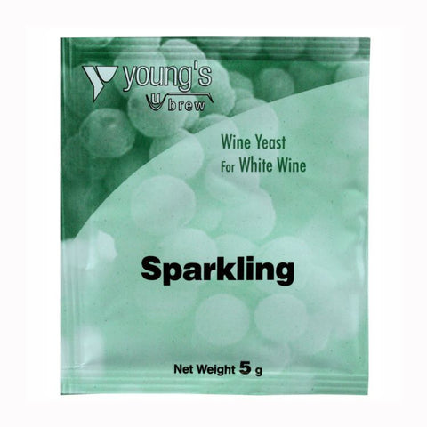 Young's Sparkling Wine Yeast Sachet 5g