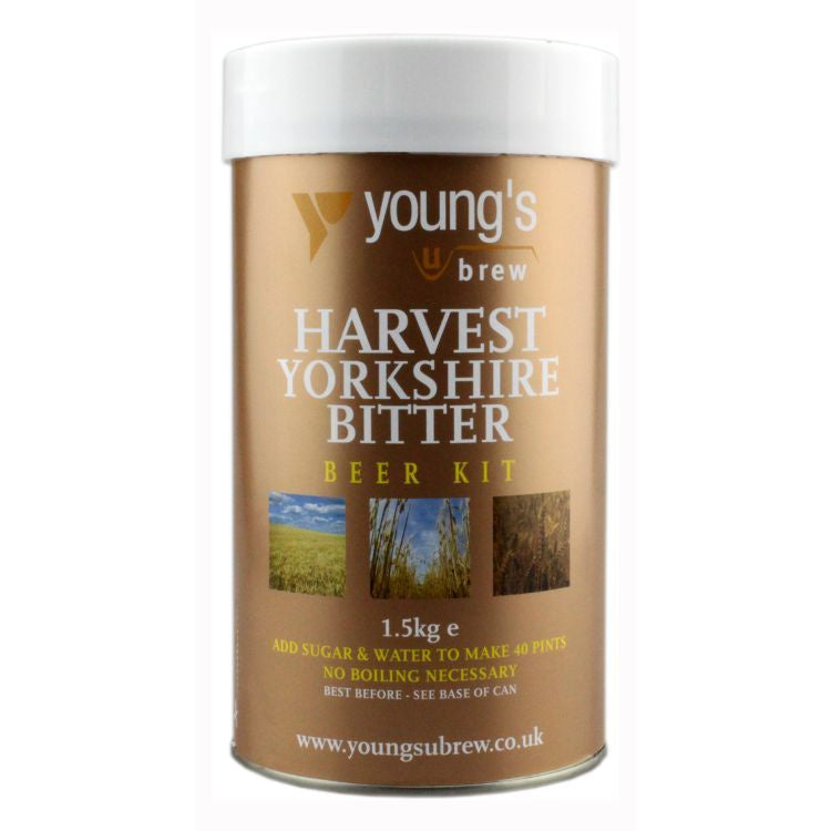 Young's Harvest Yorkshire Bitter | 40 pint