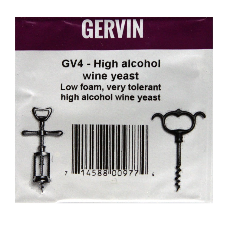 Gervin - GV4 - High Alcohol
