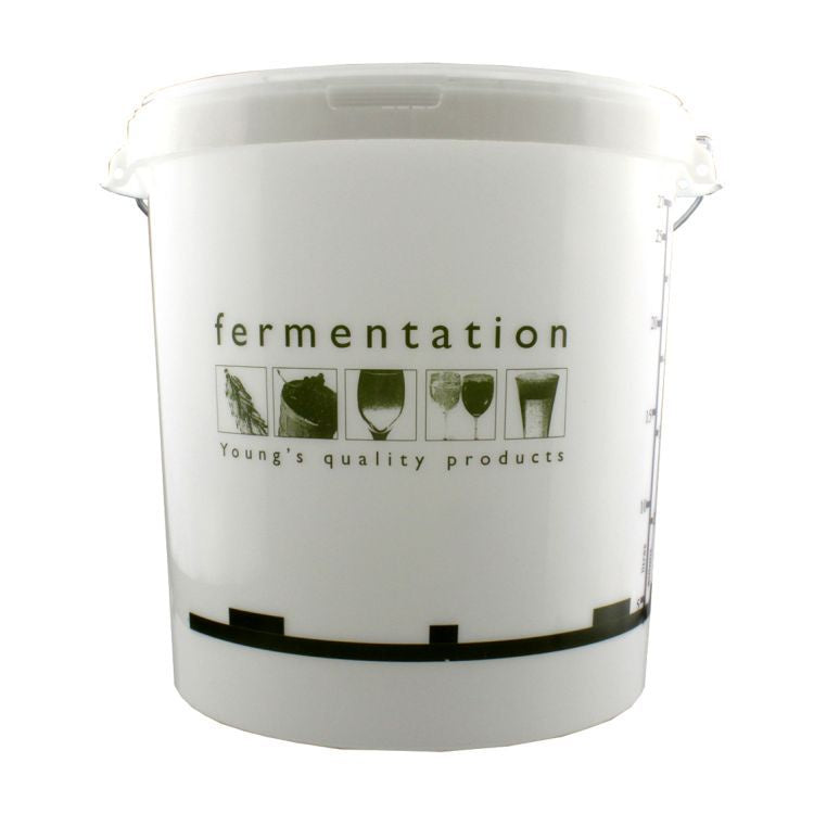 33 Litre Fermentation Vessel (Full Colour-Graduated)