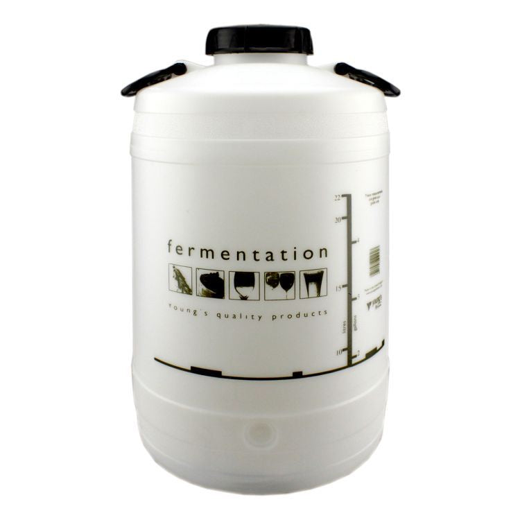Young's Wide Neck Wine Fermentor 25 Litre