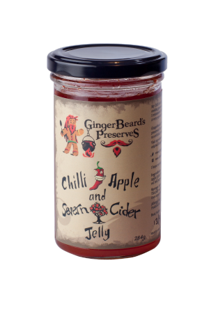 Chilli, Apple and Severn Cider Jelly