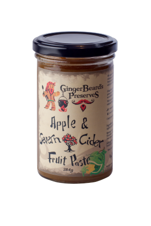 Apple and Severn Cider Fruit Paste