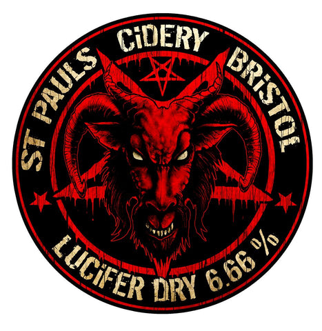 Lucifer Dry 500ml (St Pauls Cidery) - 6.66%