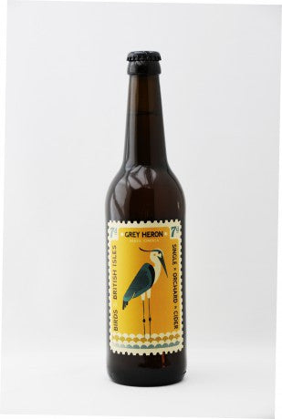 Grey Heron Single Orchard Sweet 500ml (Perry's) - 5.5%