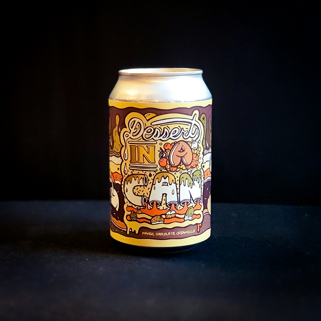 Dessert in a Can - Mango Creamsicle | 10.5% | 330ml Can