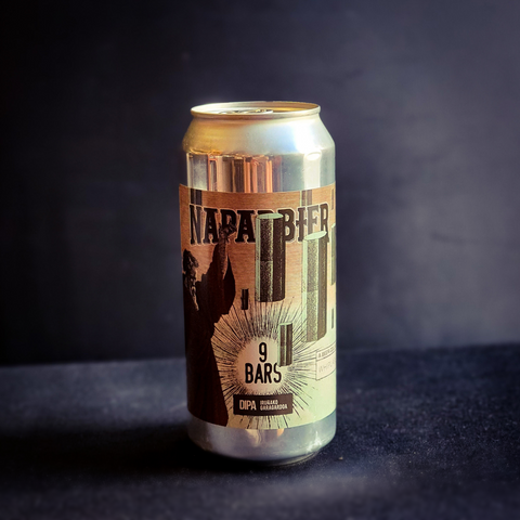 9 Bars (w/ Whiplash) | 8% | 440ml Can