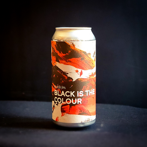 Black is the Colour | 7% | 440ml Can