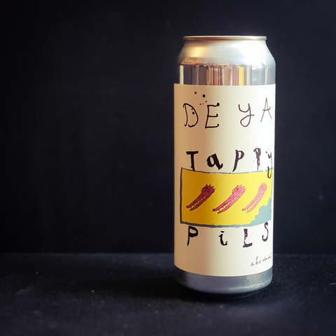 Tappy Pils | 5% | 440ml Can