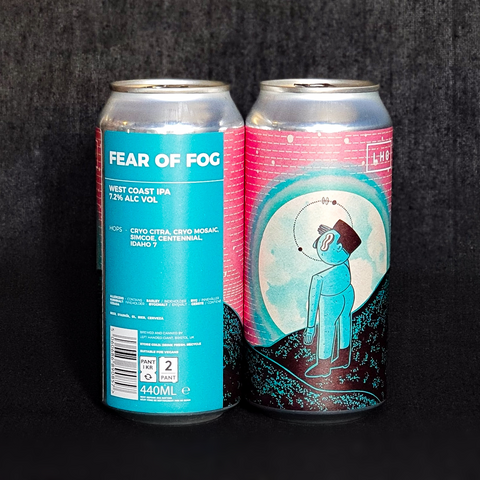 Fear of Fog | 7.2% | 440ml Can