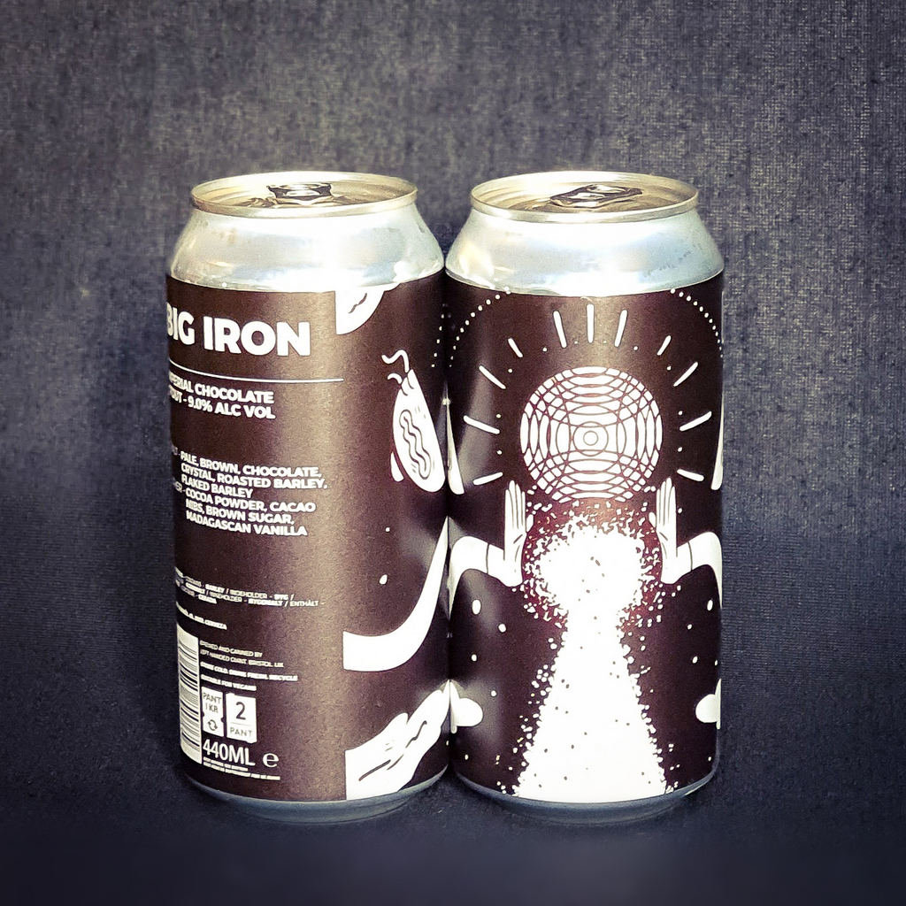 Big Iron | 9% | 440ml Can