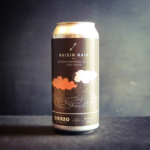 Raisin Rain (w/ Oso) | 10.5% | 440ml Can